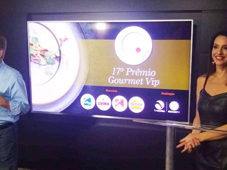 Abertas as votações para o 17º Prêmio Gourmet Vip. Vote nos seus preferidos!