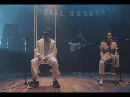 Cesar MC e Cristal se juntam na 'Canção Infantil' pela Pineapple Storm