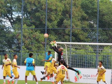 O bairro Serra Dourada III recebeu boas partidas da Taça EDP das Comunidades neste final de semana.