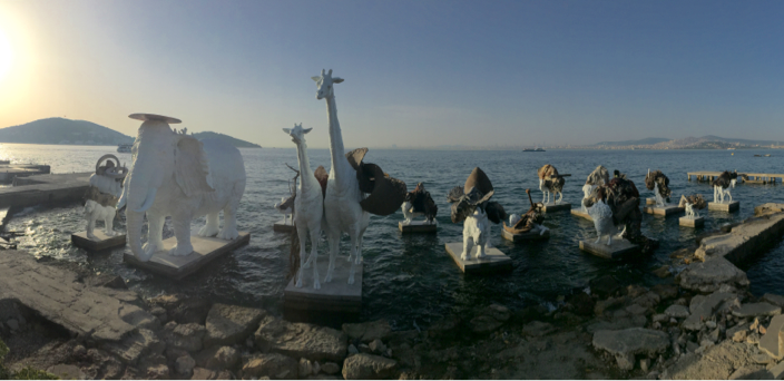 On the 14th Istanbul Biennial