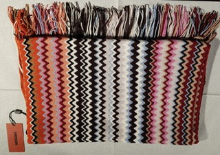 Missoni Schal 50% Wolle 50% Acrylic