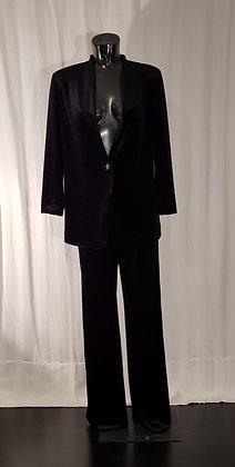 Marella Samt Hosen Anzug (279 Euro & 189 Euro)