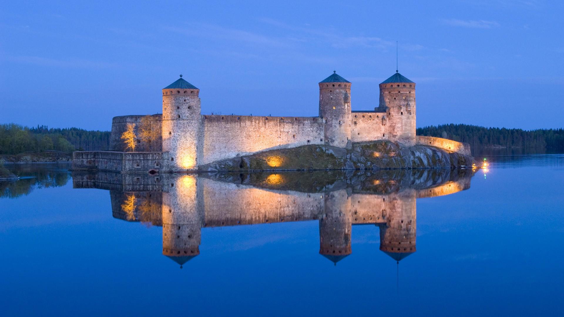 finland-castle_00426694