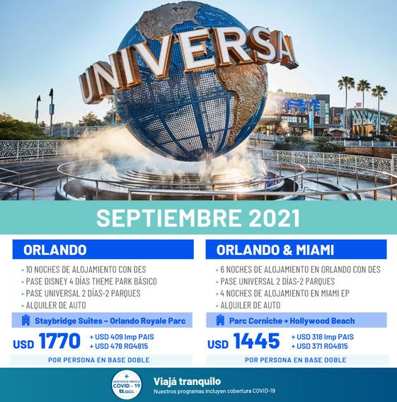 UNIVERSAL PROMO 2021