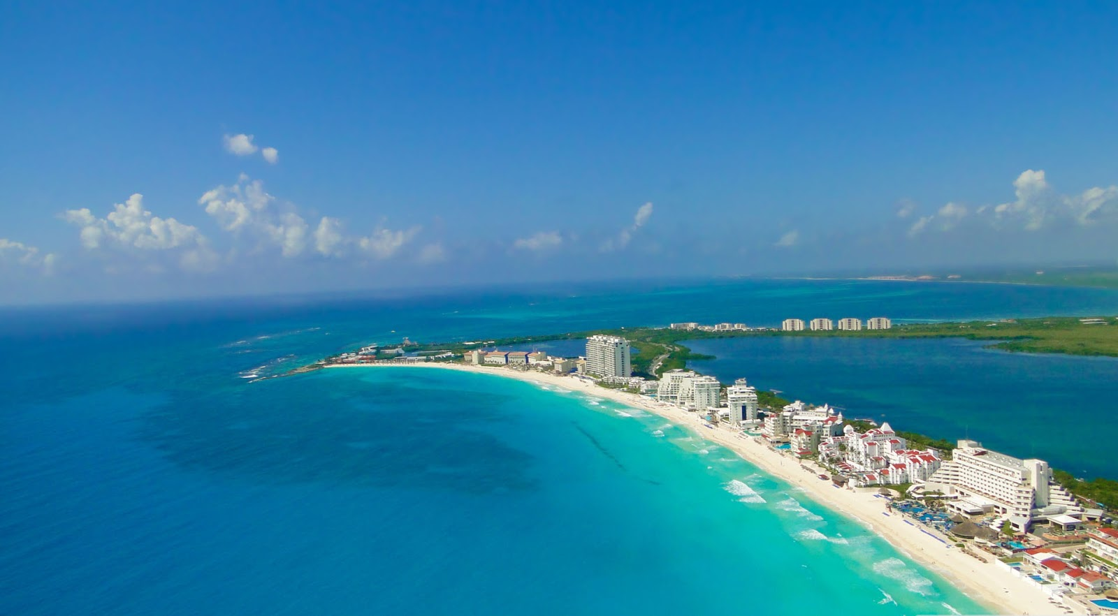 cancun all inclusive fondo total