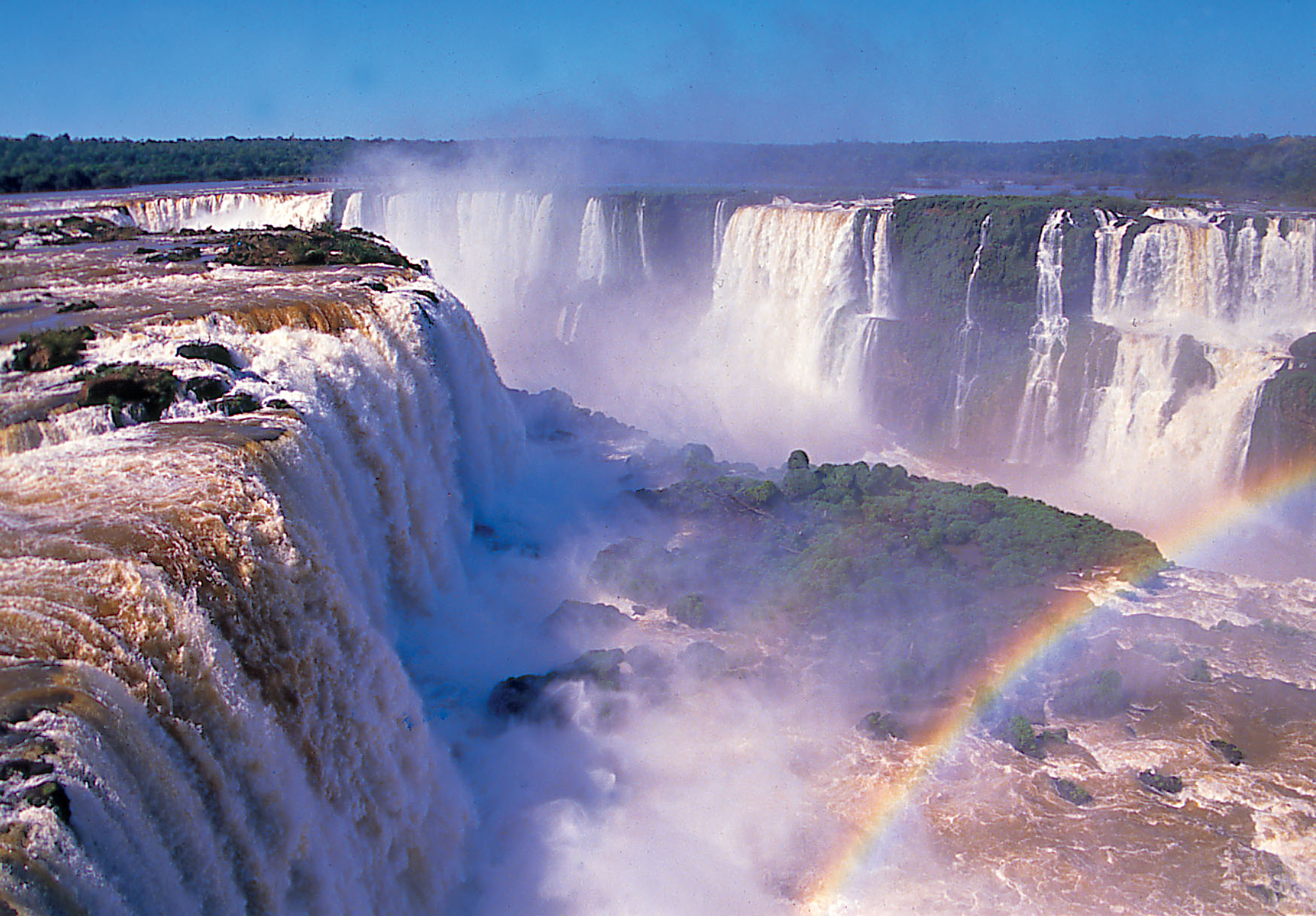 fondo travel to argentina iguazu