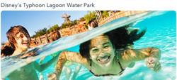 Thyphoon Lagoon Water Park