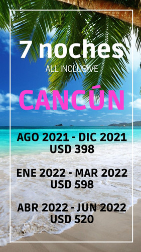 CANCUN 2021/2022