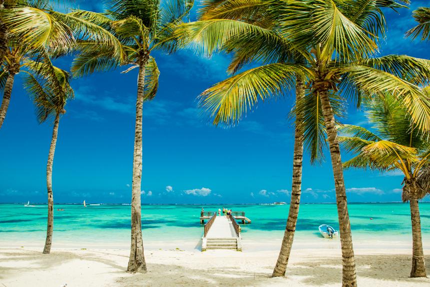 Punta Cana, Rep. Dominicana para subir