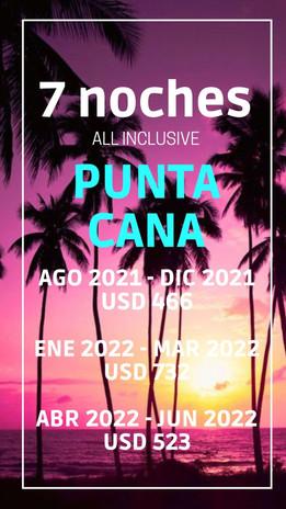 PUNTA CANA 2021/2022