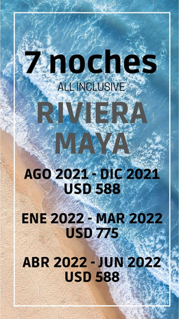 RIVIERA MAYA 2021/2022