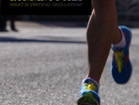 Running Form- Vertical Oscillation