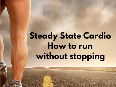 Run as fast as you can... Or should you?