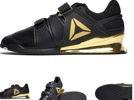 Sneaker choice & Heel drop