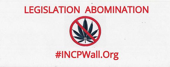 Legislation Abomination