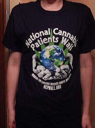NCPWALL World Cannabis T ~ SALE