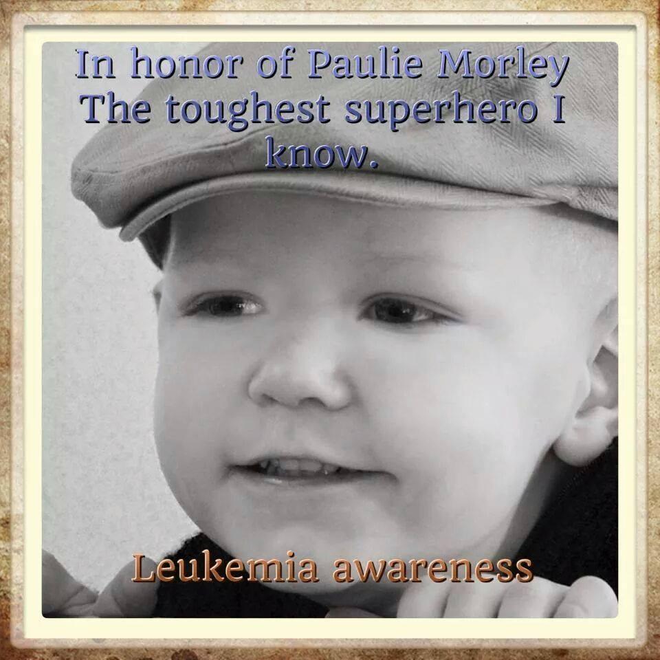 Paulie Morley NY ~ L ~ 2 Yrs