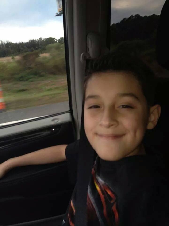 Julian. FL  12 yr old