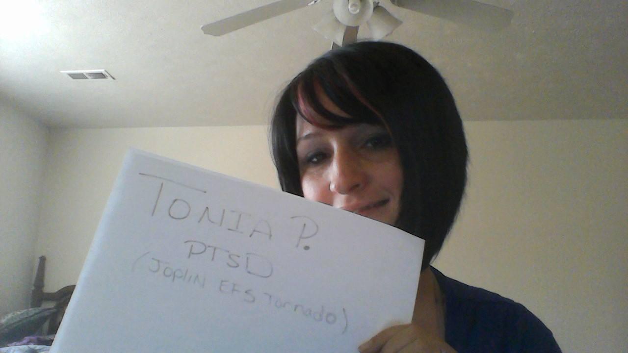 Tonia P    MO.