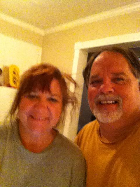 Heidi and Matt Ramsey  NC