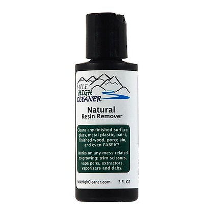 Mile High Cleaner Natural Resin Remover