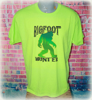 Bigfoot Hunter!    Size L