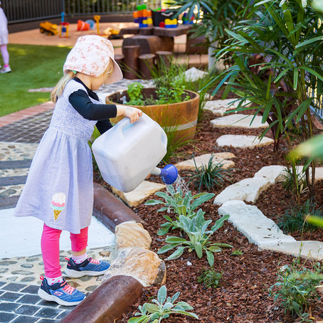THE GREAT OUTDOORS: WHY OUTDOOR PLAY FEEDS CHILDHOOD DEVELOPMENT