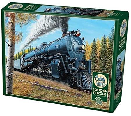 Santa Fe 3751 1000pc Cobble Hill Jigsaw Puzzle
