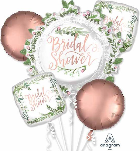 Super Fun Foil Bouquet - Love & Leaves Bridal Shower