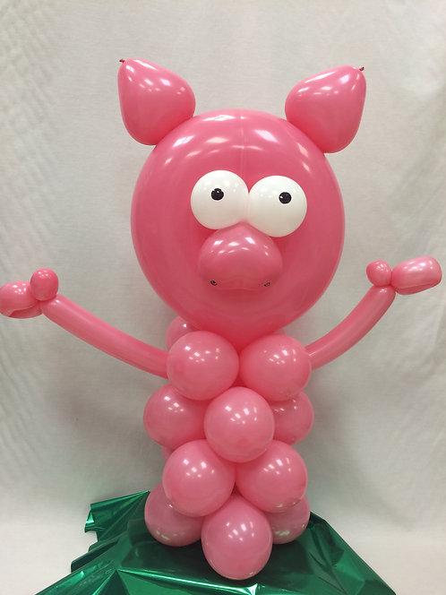 Piggy Balloon Buddy