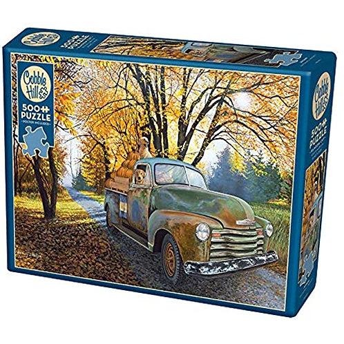Joyride 500pc Cobble Hill Jigsaw Puzzle