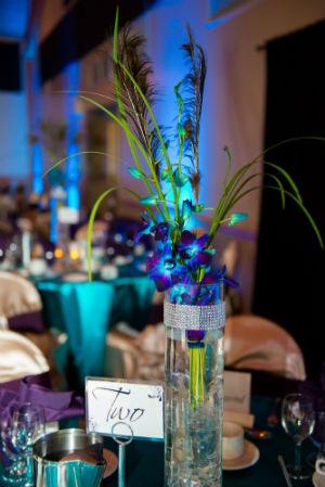 Table Centre piece - Orchid