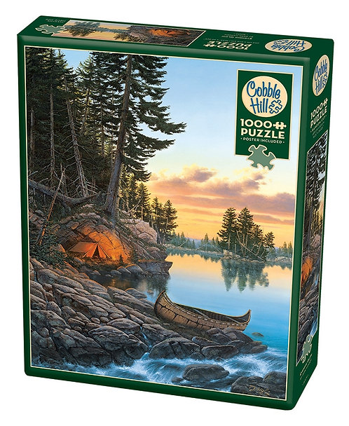 Evening Glow 1000pc Cobble Hill Jigsaw Puzzle