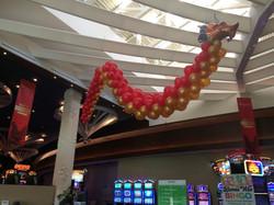 20' Balloon Dragon Sculpture