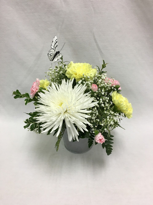 Pastel Posies | Balloon Bouquets Plus - Flower and balloon delivery ...