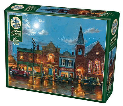 Evening Service 1000pc Cobble Hill Jigsaw Puzzle