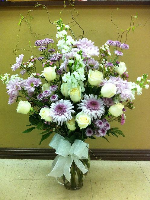 Winds of Heaven Vase Arrangement