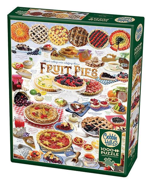 Pie Time 1000pc Cobble Hill Jigsaw Puzzle