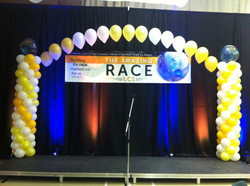 Stage Decor for Amazing RaceIMG_2871