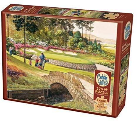 Golf Course 275pc Cobble Hill Jigsaw Puzzle