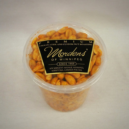 Mordens' Roasted Barbecue Peanuts