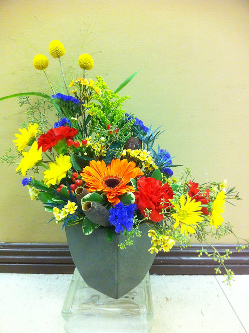 Bright and Sunny Days Arrangement