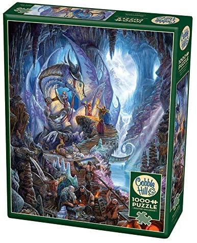 Dragonforge 1000pc Cobble Hill Jigsaw Puzzle
