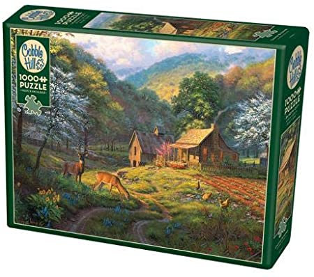 Country Blessings 1000pc Cobble Hill Jigsaw Puzzle