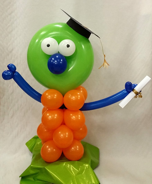Grad Balloon Buddy