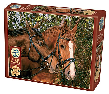 Friends Forever 275pc Cobble Hill Jigsaw Puzzle