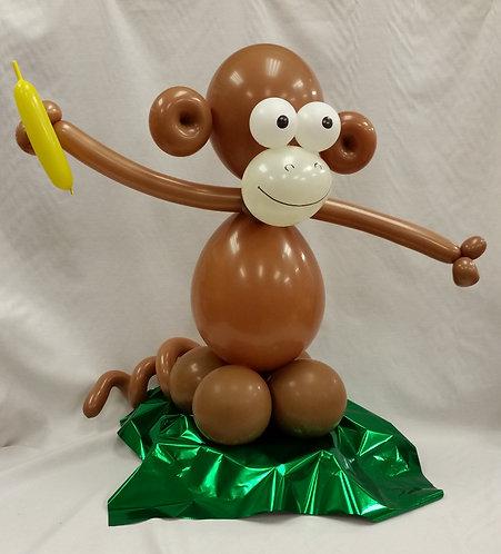 Monkey Balloon Buddy