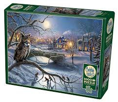 Edge of Town 1000pc Cobble Hill Jigsaw Puzzle