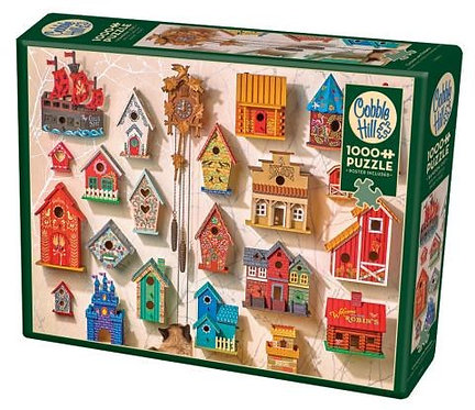 Cuckoo and Friends 1000pc Cobble Hill Jigsaw Puzzle