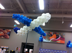 Airplane Balloon Sculpture